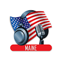 Maine Radio Stations - USA icon