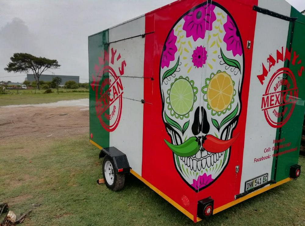 Gesteelde Mexikaanse voedselvragmotor kruie gesteelde telefoonraaisel - HeraldLIVE