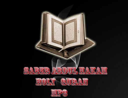 Saber Abdul Hakam Coran MP3