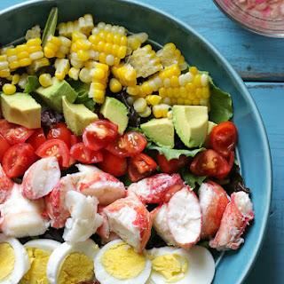 Lobster Cobb Salad.