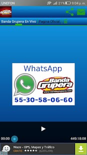 Banda Grupera Radio- screenshot thumbnail