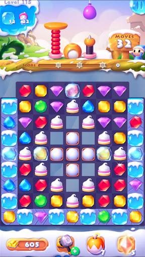 Ice Crush 2018 - A new Puzzle Matching Adventure 1.6.5 screenshots 8