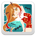 Peekaboo - spooky memory game icon