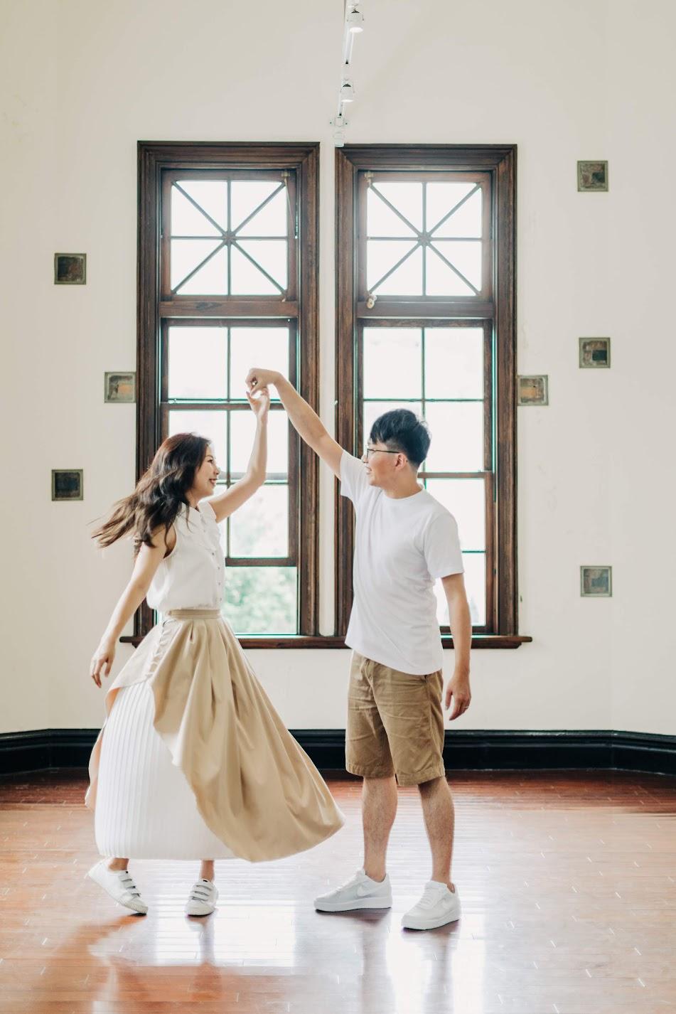逐光婚紗 | I & N Engagement | 美式婚紗-自助自主婚紗-戶外婚紗