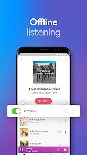 Deezer Music Player: Songs, Playlists & Podcasts (MOD, Premium) v6.2.15.62 3