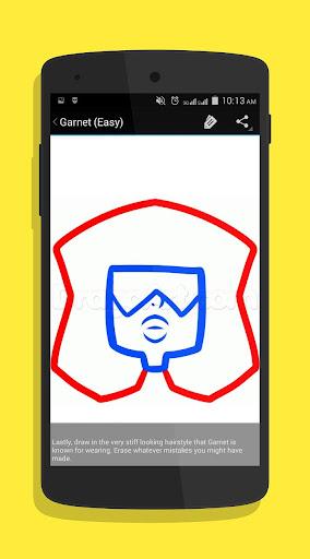 玩免費教育APP|下載How to Draw Steve Univer app不用錢|硬是要APP