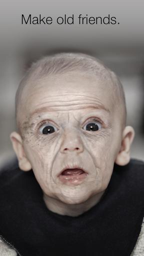 变老 Oldify™- Face Your Old Age screenshot