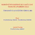 Mersin Üniversitesi Üroloji Stajı Eğitim Videoları icon