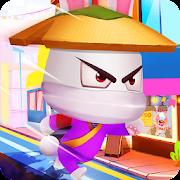 Ninja rabbit Rush - Fun Running Games
