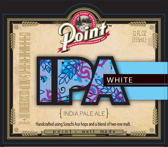 Logo of Point White IPA