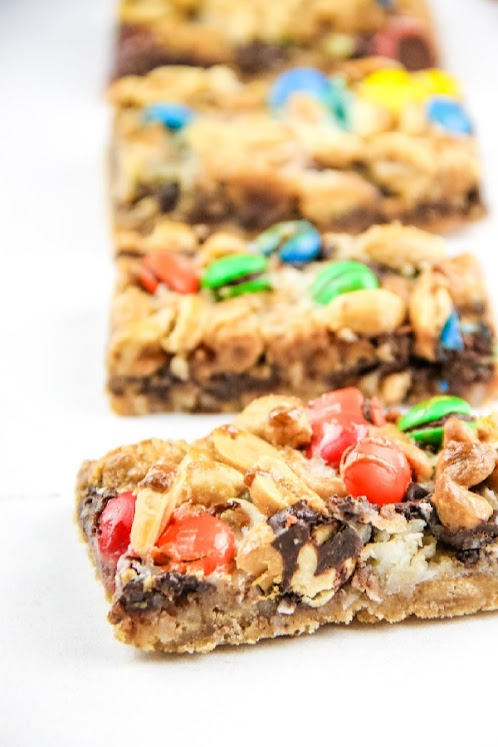Graham Cracker Cookie Bars