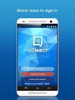 Screenshot of CONNECT Talk: Free Calls