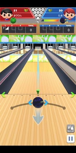 Bowling Strike 3D Bowling Game apkmr screenshots 1