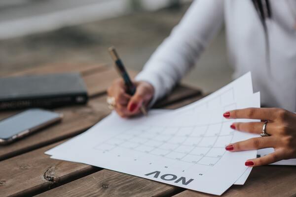 Comment faire un calendrier de publications pour Instagram (et autres réseaux sociaux)