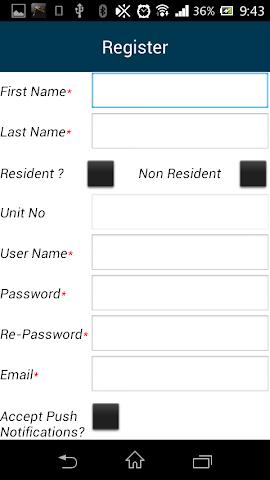 android Mountain Ranch Apartments Screenshot 9