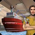 Cruise Ship Mechanic Simulator 2018: Repair Shop