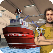 Cruise Ship Mechanic Simulator 2018: Repair Shop