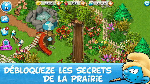 Smurfs and the Magical Meadow  captures d'u00e9cran 2