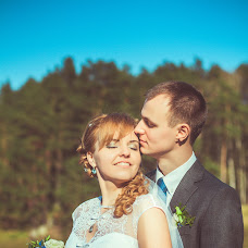 Wedding photographer Evgeniya Afanaseva (Gemini6). Photo of 14.05.2015