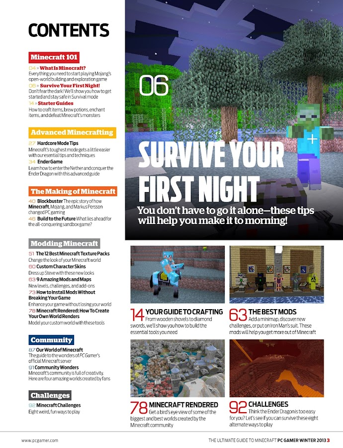 Ultimate Minecraft Crafting Guide