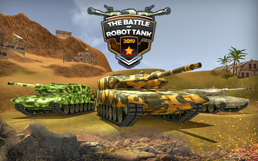 Army Tank Battle War Machines: Free Shooting Games 1.9 screenshots 2