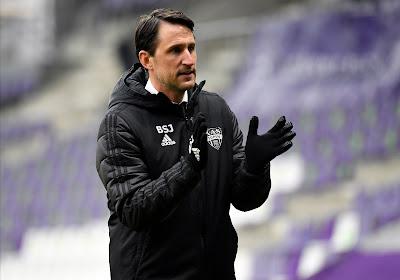 """Eupen-coach San José neemt geen blad voor de mond: """"Het doel is de halve finale"""""""