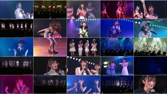 [TV-Variety] AKB48 村山チーム4「手をつなぎながら」公演 佐藤妃星 生誕祭