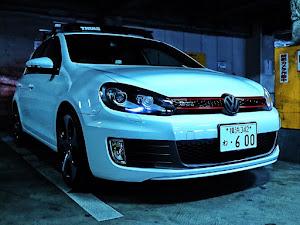 ゴルフ6 GTI  のカスタム事例画像 umeyanさんの2019年01月15日15:03の投稿