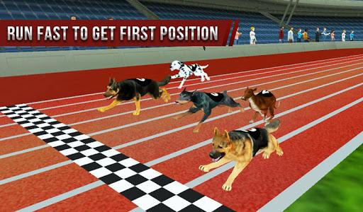 Dog Racing Fever 3D