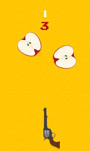 Red Apple Shooter - Fun Revolver Shooting Game  screenshots 2
