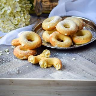 Twinkie Clone Doughnuts