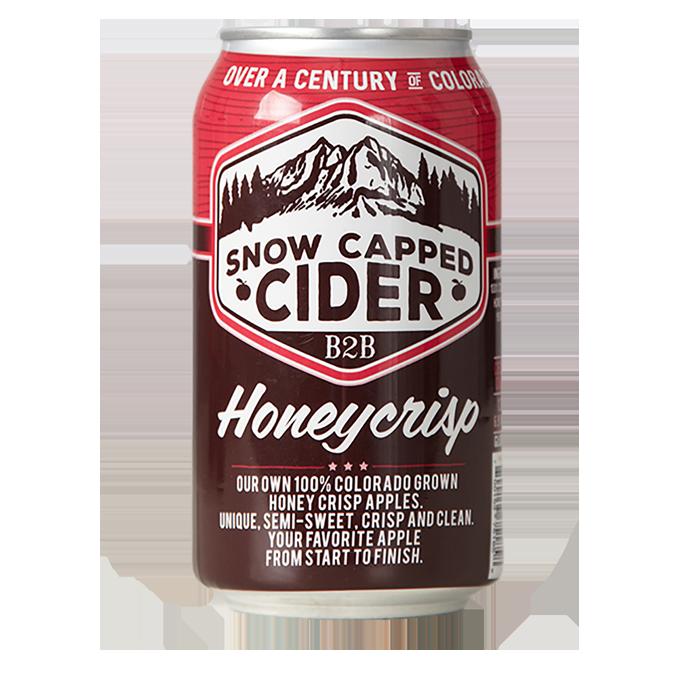 Logo of Snow Capped Honey Crisp Hard Cider