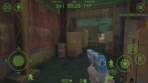 CRITICAL POINT - multiplayer 3D shooter  captures d'u00e9cran 2