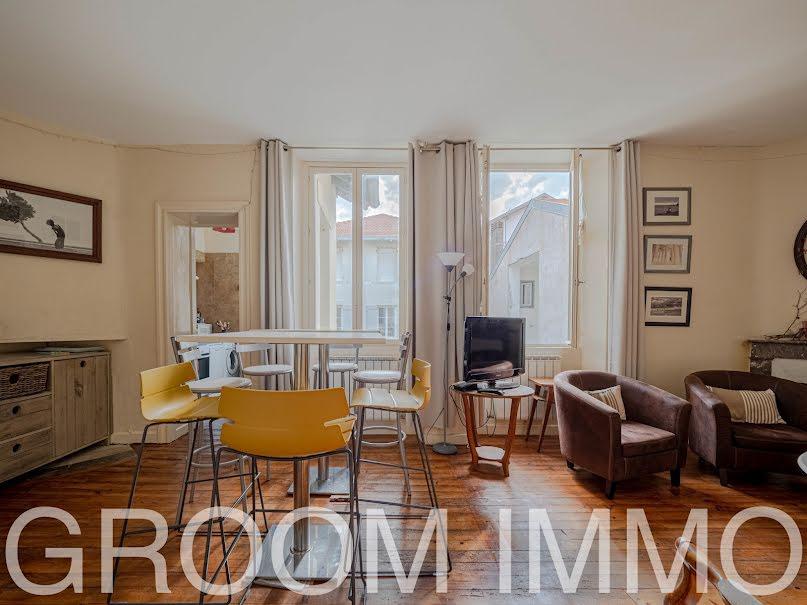 Vente appartement 4 pièces 97 m² à Biarritz (64200), 760 000 €