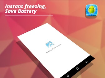 App Freezer: Force stop background apps (No root) APK screenshot thumbnail 3