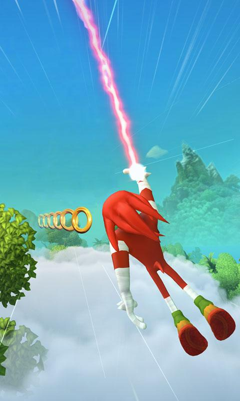 Sonic Dash 2: Sonic Boom- screenshot
