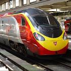 鉄道英国ジグソーパズルゲーム icon