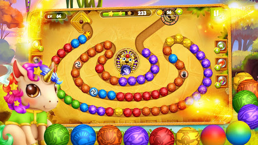 Marble Zumla Ball Shooter screenshots 5