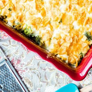 Creamy and Crunchy Chicken Casserole Recipe