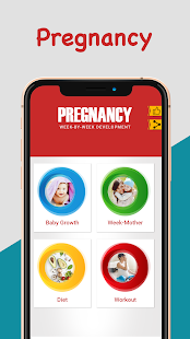 Pregnancy Baby Care for Safe Delivery Screenshot