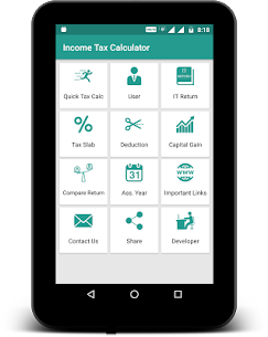 Income Tax Calculator App Download For Android and iPhone 9