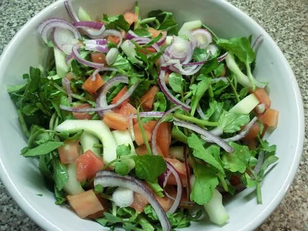 Watercress Salad Recipe
