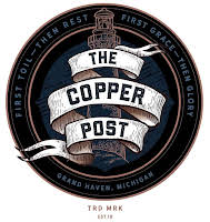 The Copper Post Grand Haven logo