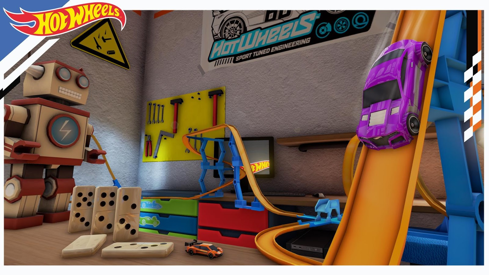 Hot Wheels Track Builder Tango- screenshot
