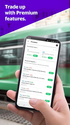 Yahoo Finance: Real-Time Stocks & Investing News 9.0.1 Apk for Android 5