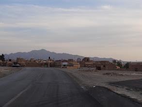 Photo: Projíždíme typickými íránskými vesnicemi.
