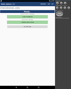 Mobile Jobsheet- screenshot thumbnail