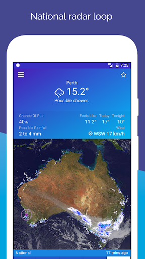 AUS Rain Radar - Bom Radar and Weather App 4.0.5 screenshots 2