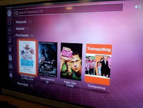 "Photo: Ubuntu TV ""Party edition"". Thanks to the Ubuntu TV team, especially bobweaver (aka joseph the broseph)"