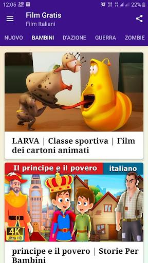 film gratis in streaming italiano screenshot 5